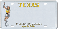 Tyler Junior College Apache Belles